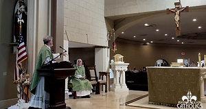 10:00 AM Mass | 11/15/20