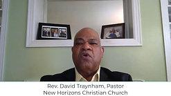 Rev. David Traynham Endorsement