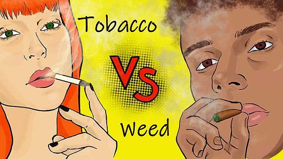 Tobacco Vs Weed