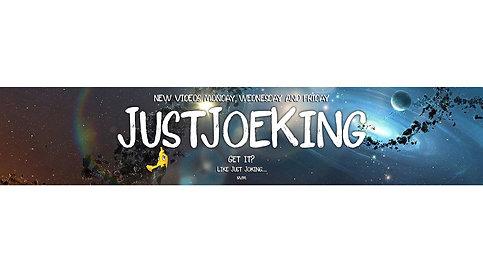 YouTube: JustJoeKing