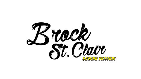 Brock St. Clair Gaming Channel