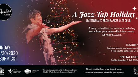 A Jazz Tap Holiday (2020)