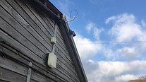 CCTV voice alert system