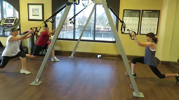 TRX Movement Preparation