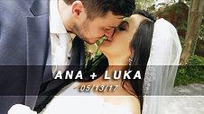 Ana + Luka - Wedding Film