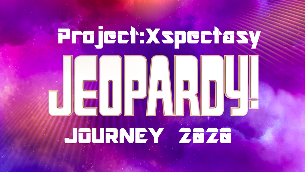 2020 JEOPARDY JOURNEY LIVE