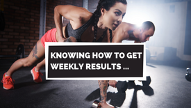 Getting Weekly Results