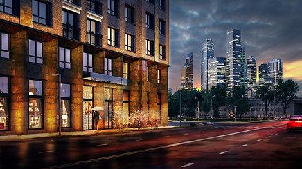 Оборудование для архитектурного освещения - Европа