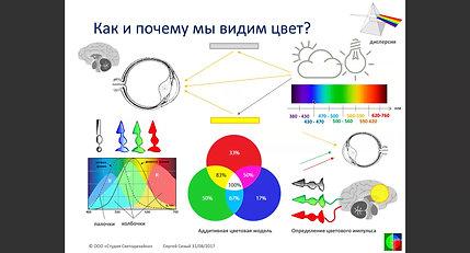 Вебинар 8 - Цветное и цветодинамическое освещение