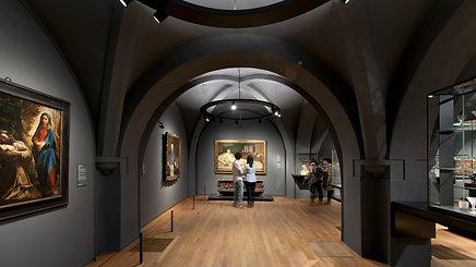 4. Акцентирующее, декоративное и комбинированное освещение музеев