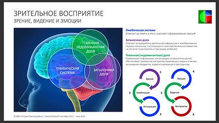 Вебинар 2 «Восприятие: эмоции и дизайн»