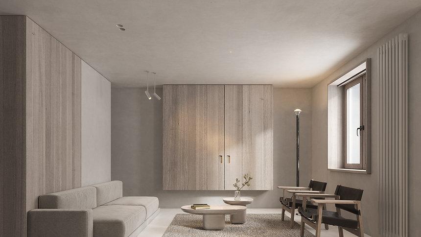 Освещение интерьера в стиле минимализм