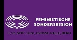 Feministische Sondersession