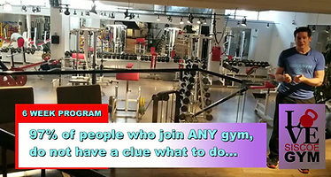 6 Week Transformation at Siscoe Gym