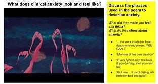Wellbeing Workshop: Anxiety