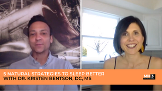 MH3 Official Trailer   5 Natural Strategies to Sleep Better