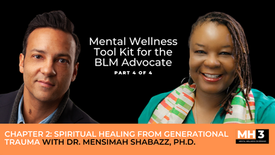 The Origin of Generational Trauma with Dr. Mensimah Shabazz, Ph.D.