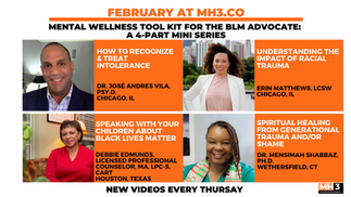 MH3 Official Trailer | The Mental Wellness Tool Kit for the BLM Advocate