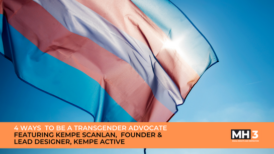 MH3 Official Trailer | 4 Ways to Be a Transgender Advocate