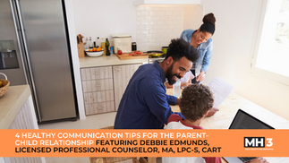 MH3 OFFICIAL TRAILER   4 Healthy Communication Tips for the Parent-Child Relationship