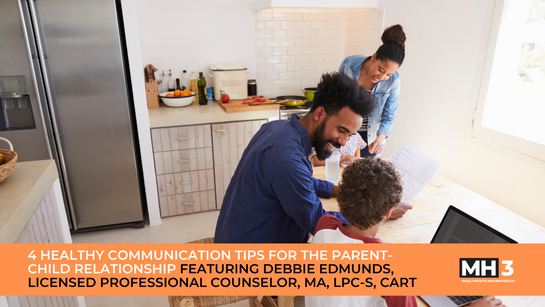 MH3 OFFICIAL TRAILER | 4 Healthy Communication Tips for the Parent-Child Relationship