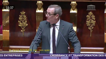 Assemblée nationale - 25 septembre 2018