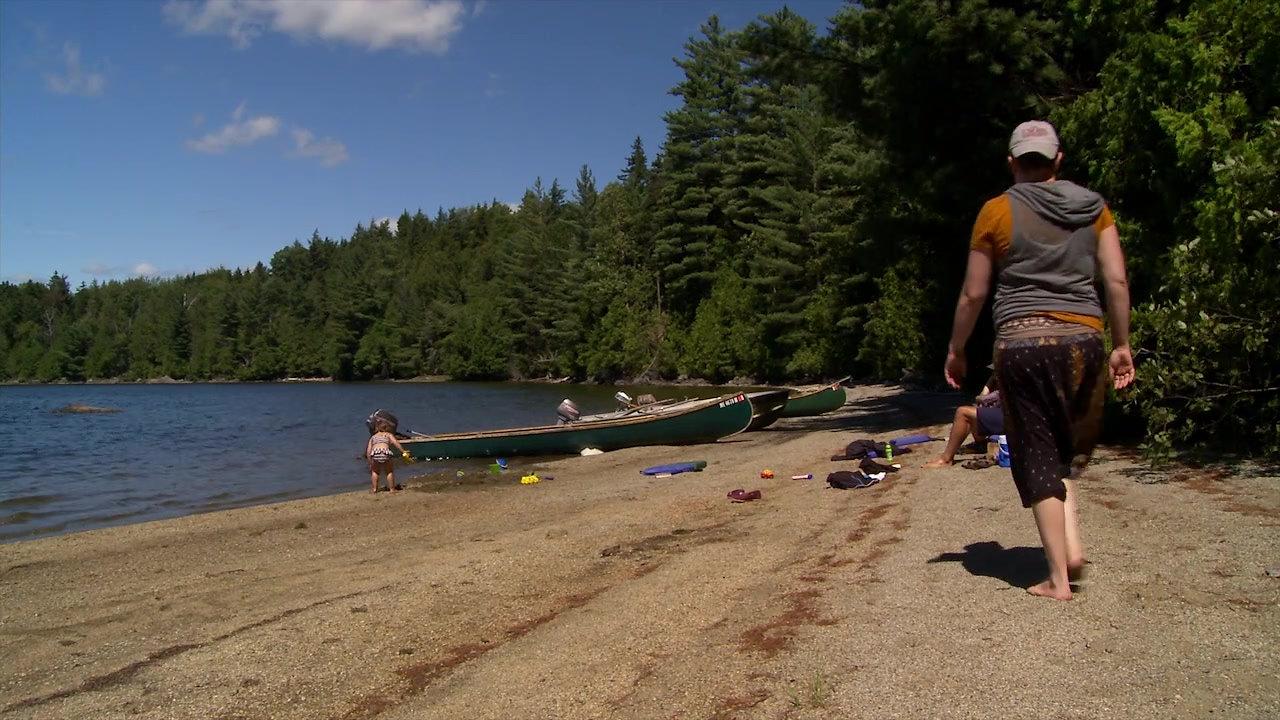 Cobb's Pierce Pond Camps
