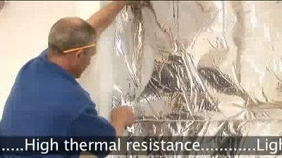 superQUILT Multi-layer Insulation Dry Lining