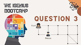Q3. How the Query of Thief and police was asked to shortlist Hyper-loop engineers?