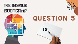 Q5. IX minus 3 How simple miniatures of big machines can be used to make scary surveillances?