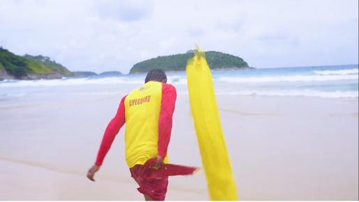 Phuket Lifeguard's home protection