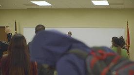 Darrius Oldham Speaking at NSCC