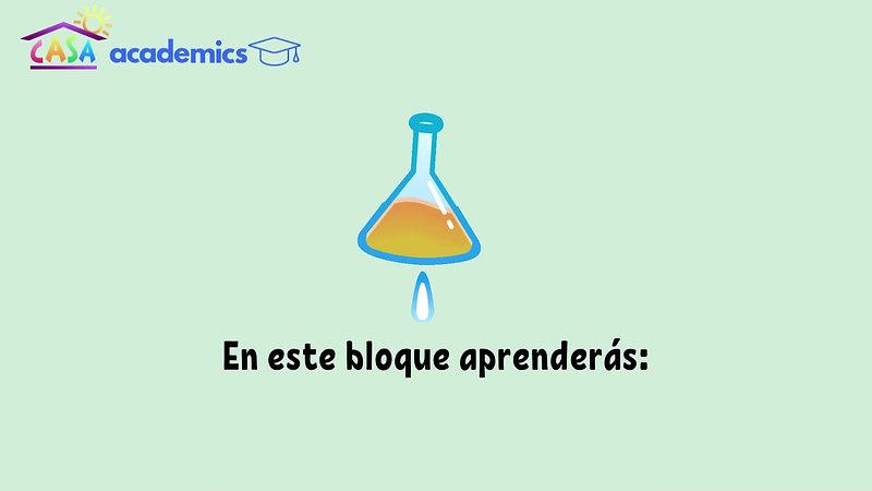 04. Química. Clasificación de la materia