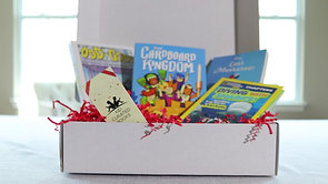 Kids Custom Book Boxes | KID CURATED BOOKS