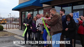 Cutting the Ribbon | THE VAPOR STORE