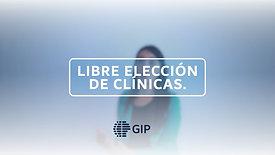 Libre elección de Clinicas