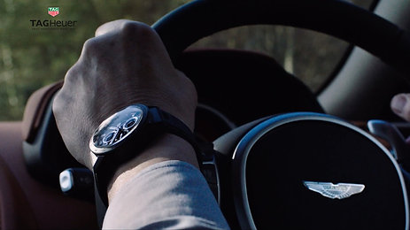 TAG Heuer X Aston Martin (The Progress Film Co)