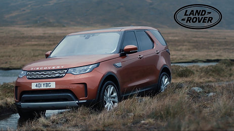 Land Rover - The All-New Discovery (The Progress Film Co)