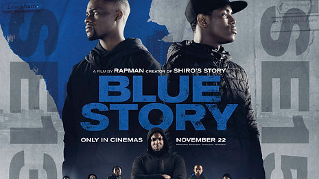 Sound Designer/Supervisor | BLUE STORY (Rapman)