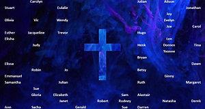 Prayers for healing - 16 April 2021