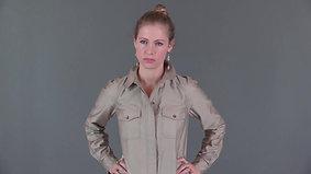 Russian Sexy Bedwetter Interview 1 - Anna Kyra Hooton