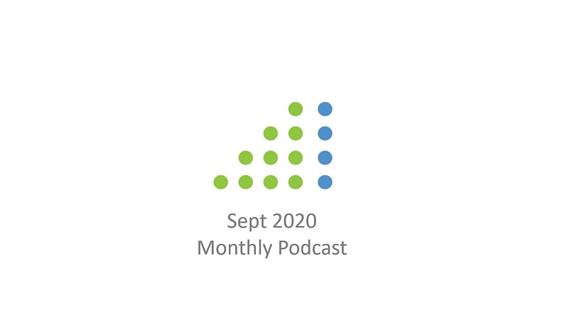 ECSC: September Monthly Commentary and Audio Recording with Mike MacBain, CEO & CIO