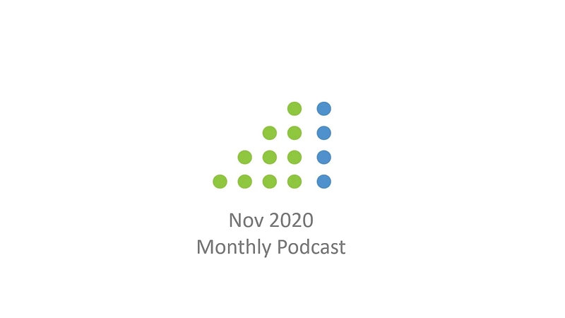 ECSC: Nov. Monthly Commentary and Audio Recording with Mike MacBain, CEO & CIO