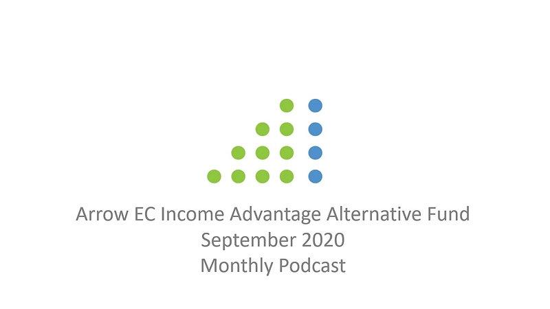 Arrow East Coast Income Advantage Alternative Fund Update