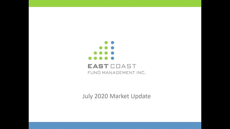 ECSC: July Monthly Commentary and Audio Recording with Mike MacBain, CEO & CIO