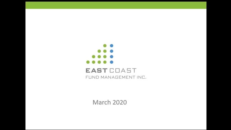 ECSC: March Monthly Commentary and Audio Recording with Mike MacBain, CEO & CIO
