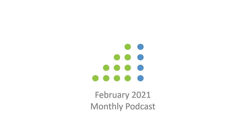 ECSCT: FEBRUARY Monthly Commentary and Audio Recording with Mike MacBain, CEO & CIO