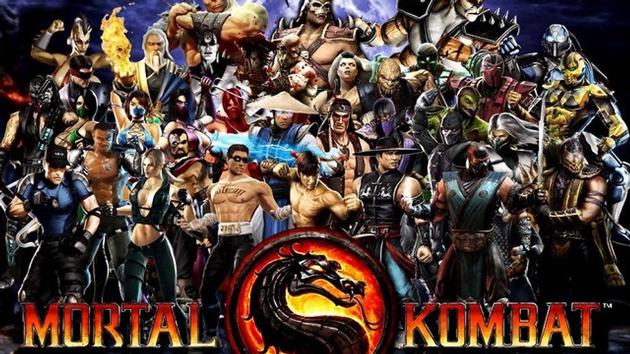 Mortal Kombat - História Kompleta 9/X/11