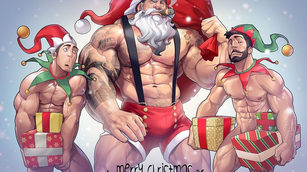 Christmas Raffle Draw