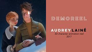 Audrey Lainé // Animation Demoreel 2017